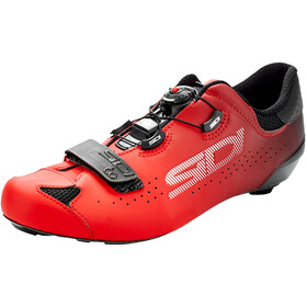 Sidi Sixty Sko, black/red